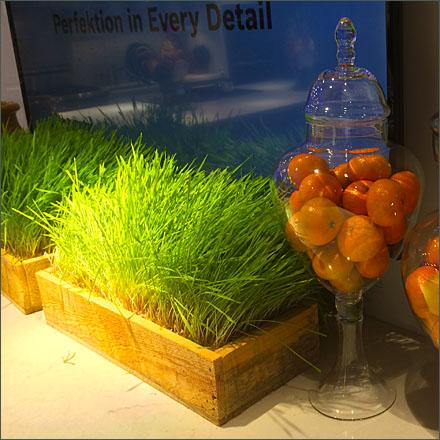 Grass Grows Greener in Retail