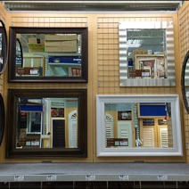Gridded Mirror Display 2
