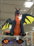 Halloween Inflatable Dragon Gallery