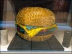 Hunger for Rhuinstone Hamburger Front