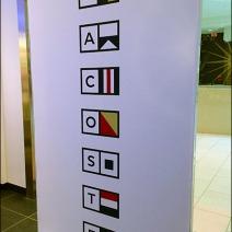 Lacoste In-Store Branding Board Overall
