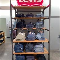 Levi Neon Display Overall