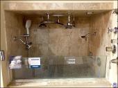 Showroom Shower Test Chamber