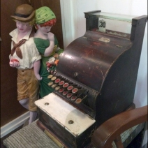 Antique Cash Register As Engagement Main