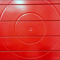 Concentric Ring Slatwall by Windmill Slatwall 1