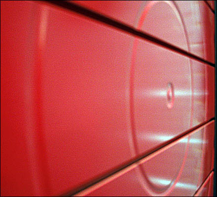 Concentric Ring Slatwall by Windmill Slatwall Angled