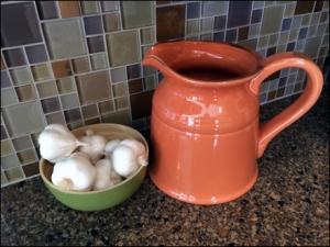Garlic Food Prop Gallery