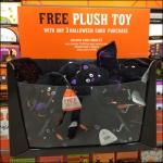 Halloween Plush Toy Free Aux
