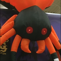 Halloween Spiders From Mars 3