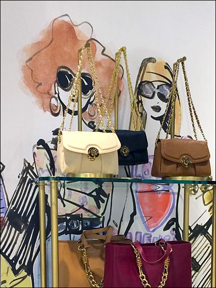 Henri Bendel Fashion Wall Art