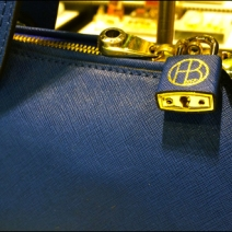 Henri Bendel Purse Lock 3