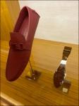 Louis Vuitton Loafer Pedestal; 2