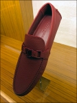 Louis Vuitton Loafer Pedestal Propped