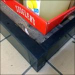 Pallet Floor Guard Surround CloseUp