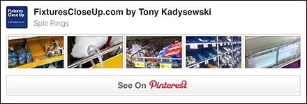 Split Ring FixturesCloseUp Pinterest Board