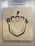 Acorn Brand is Branded Detail
