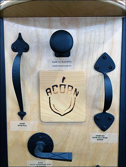 Acorn Brand is Branded Main