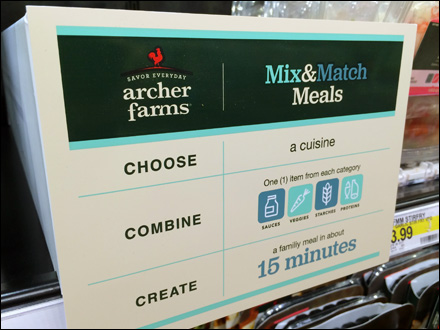 Archer Farms Mix & Match Meal Main