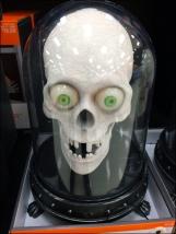 Bell Jar Skulls for Halloween Main