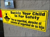 Buckle Your Child for Safety Main
