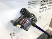 Dyson Digital Slim on Safety Loop Hook 1