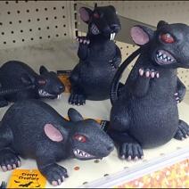Halloween Rat 2