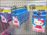 Hello Kitty Old Maid Playing Cards Overall