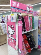 Hellow Kitty Fabric Choices 1