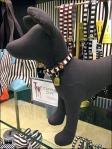 Henri Bendel Brands a Dog Collar Lg