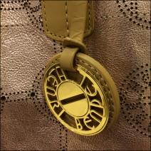 Henri Bendel Purse Charm Logo Branding1