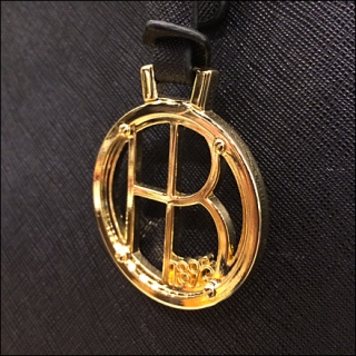Henri Bendel Purse Charm Logo Branding2