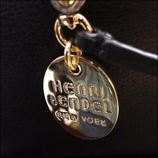 Henri Bendel Purse Charm Logo Branding4