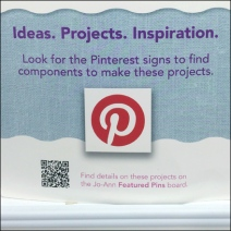 JoAnn's Shelf Edge Pinterest QR Code Aux