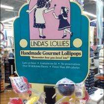 Linda's Lollies Branding
