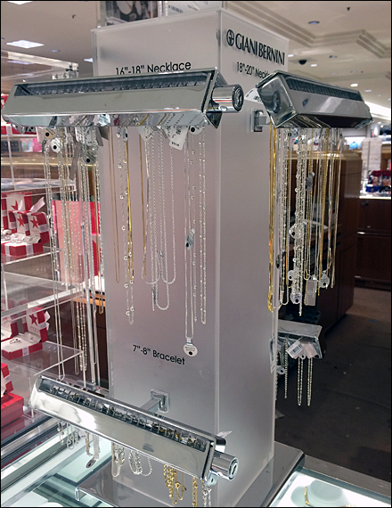 Giani Bernini® Necklace Jewelry Lock Bar