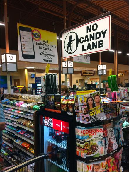 Is No-Candy-Lane Passé?