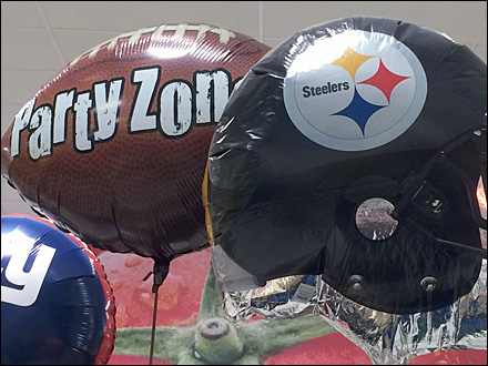 Team Party Zone Inflatables Closeup