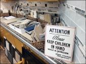 Please Keep Children In Hand Main