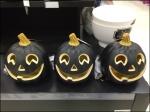 Pumpkin in Al Jolson Blackface Group