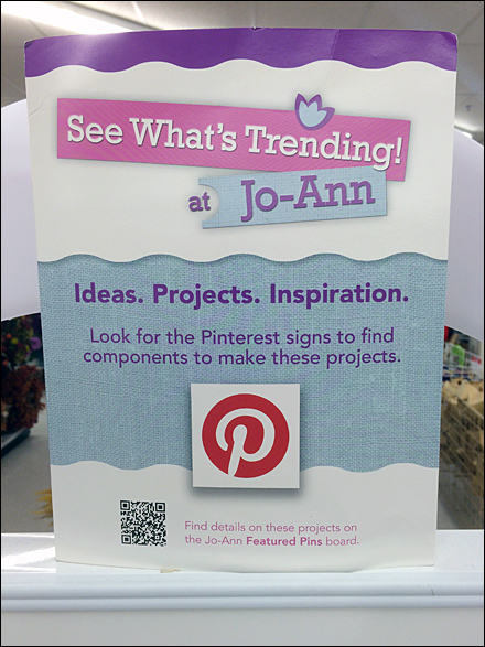 See Whats Trending At JoAnn Main