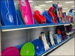 Snow Sleds Sold Without Snow Overall