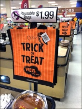 Sustainable Trick-or-Treat Bags Vertical