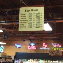 Wegman's Beer Hours 2