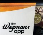 Wegman's Shopping App Grip Clip CloseUp