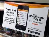 Wegman's Shopping App Grip Clip Main