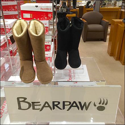 Bearpaw Boot Branding Main
