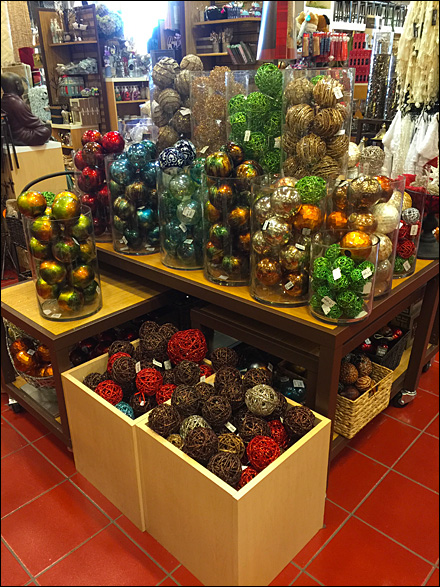 Decorative Spheres Main