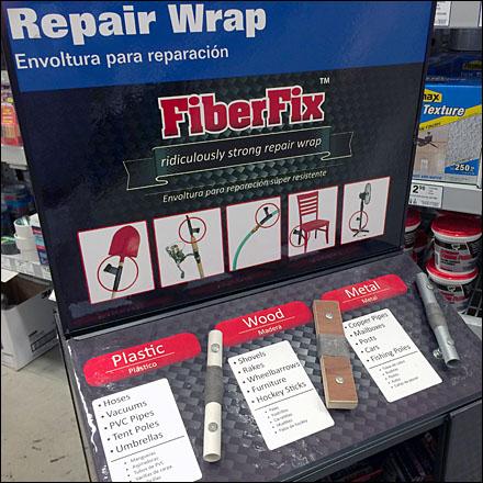 FiberFix Repair Wrap Main