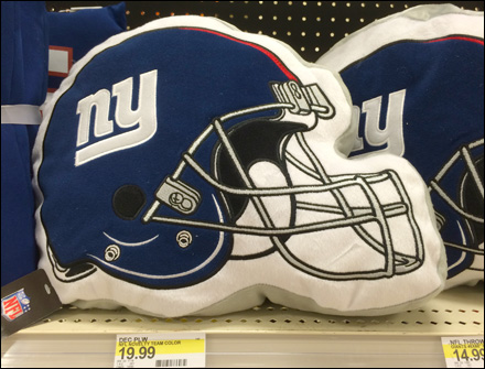 Football Pillow Seasonal Sale Main