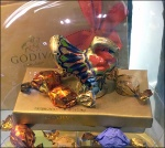 Godiva Thanksgiving Turkey CloseUp Aux